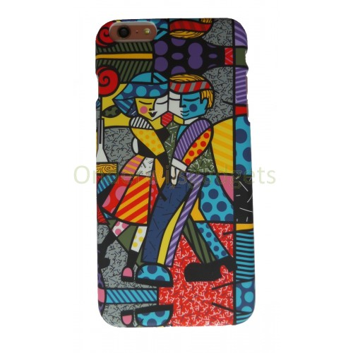 Britto case iPhone 6 Plus en iPhone 6S Plus Dansers