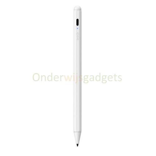 Dasaja Actieve Stylus Pen Wit met hand detectie voor iPad