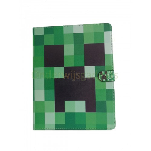 iPad Air 1 Minecraft case groen