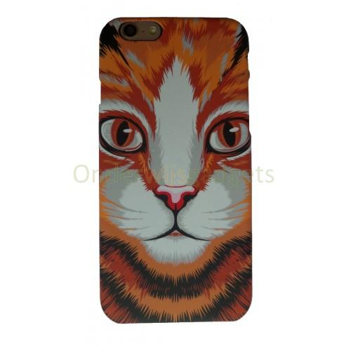 Luxo case poesje iPhone 6 / 6S