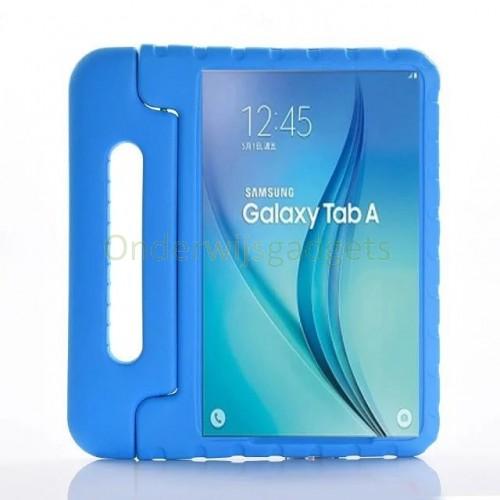 Samsung Galaxy Tab A 10.1 (2016) EVA hoes kinderen blauw
