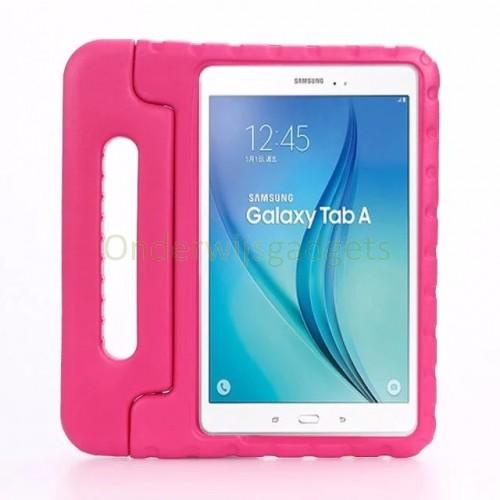 Samsung Galaxy Tab A 10.1 (2016) EVA hoes kinderen roze