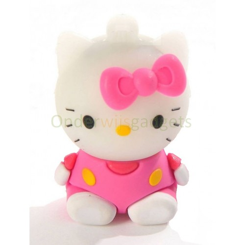 USB-stick Hello Kitty roze 8GB