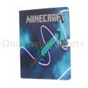 iPad  Pro 9.7 Minecraft case blauw