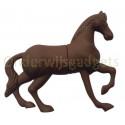 USB-stick paard bruin 8GB