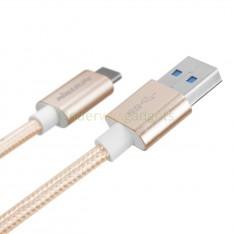 Nillkin Elite oplaadkabel USB-C naar USB 3.0 goud
