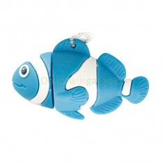 USB-stick blauwe vis 8GB