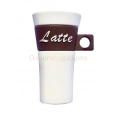 USB stick Latte koffie beker mok 16GB