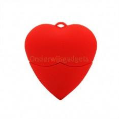 USB-stick liefde hartje 8 GB