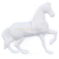 USB-stick paard wit 8 GB