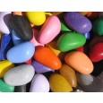Crayon Rocks - Cotton Muslin 8 kleuren tekensteentjes
