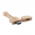 USB-stick gitaar hout 32GB
