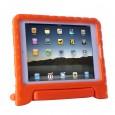 iPad 9.7 (2017) / (2018) kinderhoes oranje (ook geschikt voor iPad Air 1)
